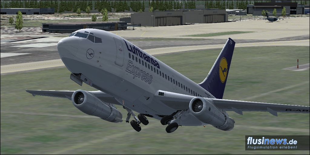 Freeware-Review: TinMouse II - Boeing 737-200 - flusinews de