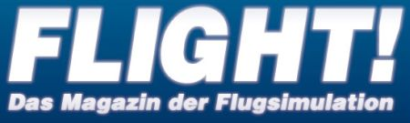 Logo Flight! Magazin