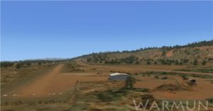 Turkey Creek in Warmun für den FSX als Freeware