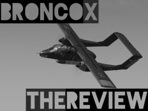 Titelbild Bronco X Review
