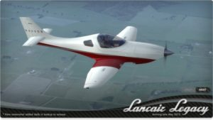 RealAir arbeitet an einer Lancair
