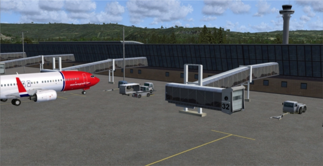 Airports of Norway Version 3.2