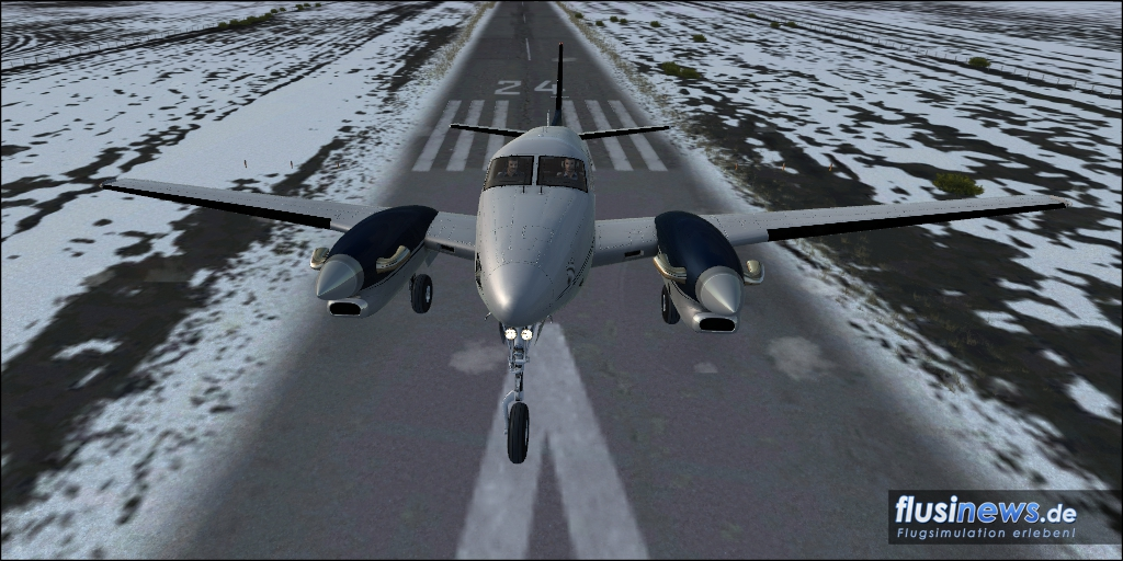 Carenado C90B King Air Review Bild 36