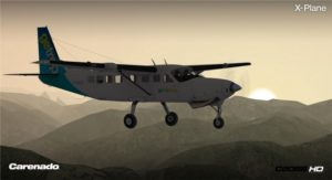 Carenado released C208B für den X-Plane