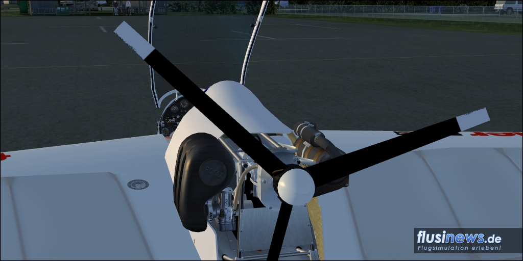 Mitchell Wing U2 Aerosoft-Freeware Bild 16