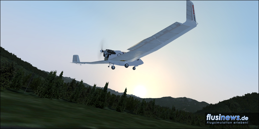 Mitchell Wing U2 Aerosoft-Freeware Bild 18