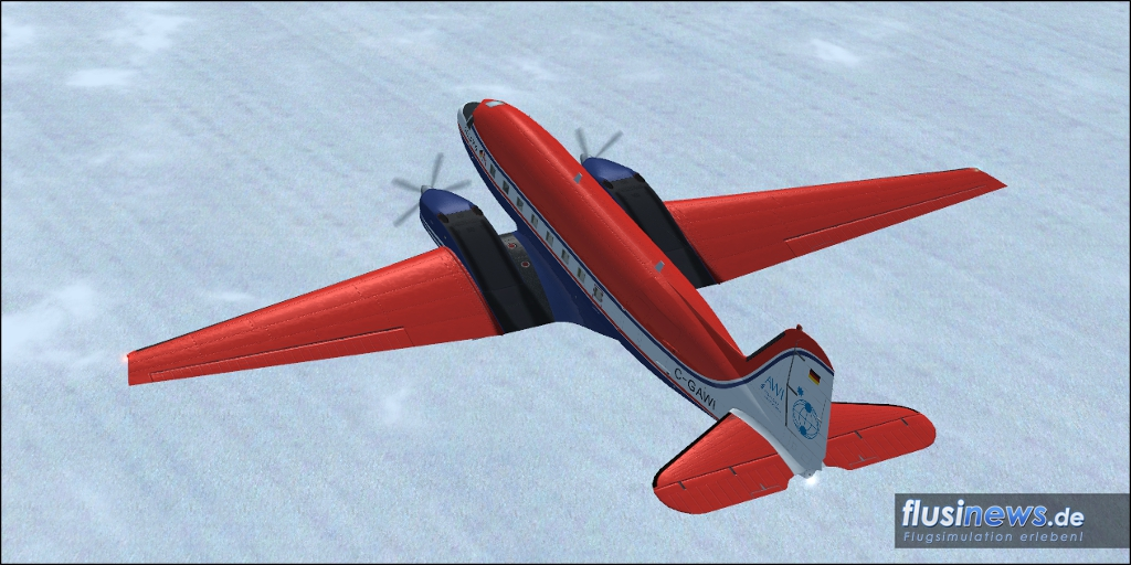 Freeware Basler BT-67 Bild 04