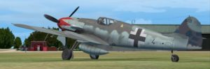 Flight Replicas Messerschmitt BF-109