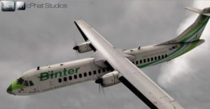 Preview-Screenshot der ATR 72-500 von McPhat
