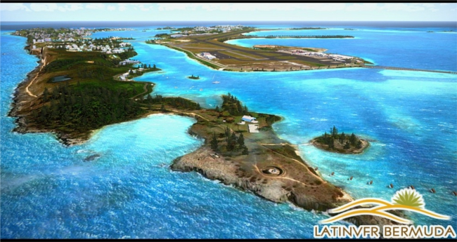 Bermuda für den FSX released