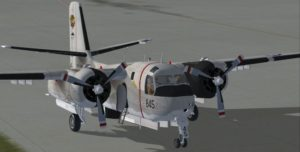 Eagle Rotorcraft Simulations - Grumman S2F-3 Tracker