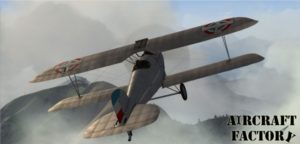Aircraft Factory released die D.III fr den FSX