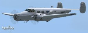 Flysimware Beechcraft Beech 18