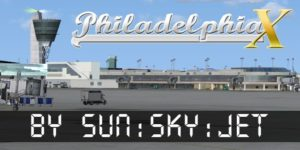 Freeware-Review: Sun SkyJet Philadelphia X - Titelbild