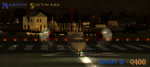 Majestic Software Dash 8 Q400