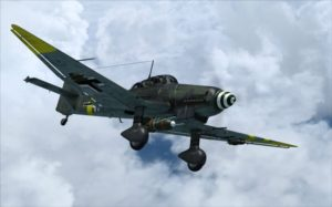 Milviz Stuka Preview