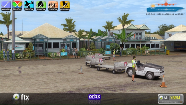 Orbx released Broome