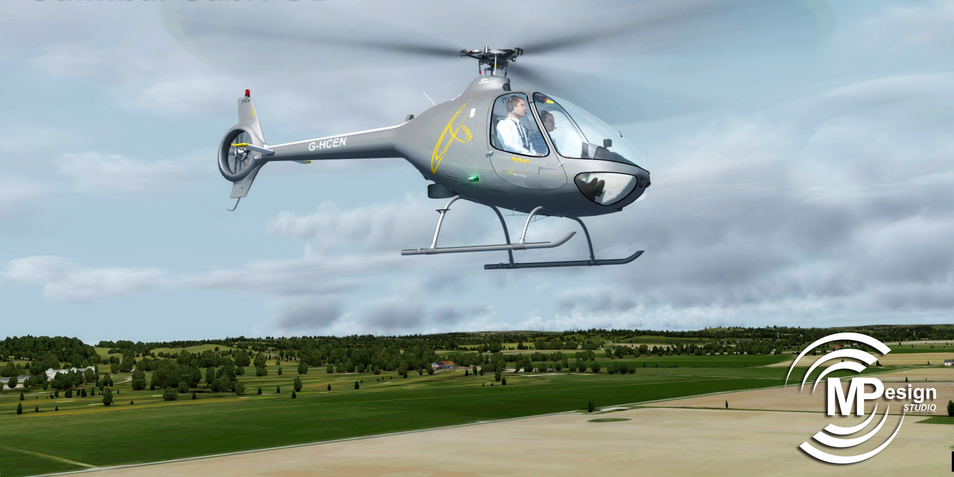 MP Design Studio Guimbal Cabri G2