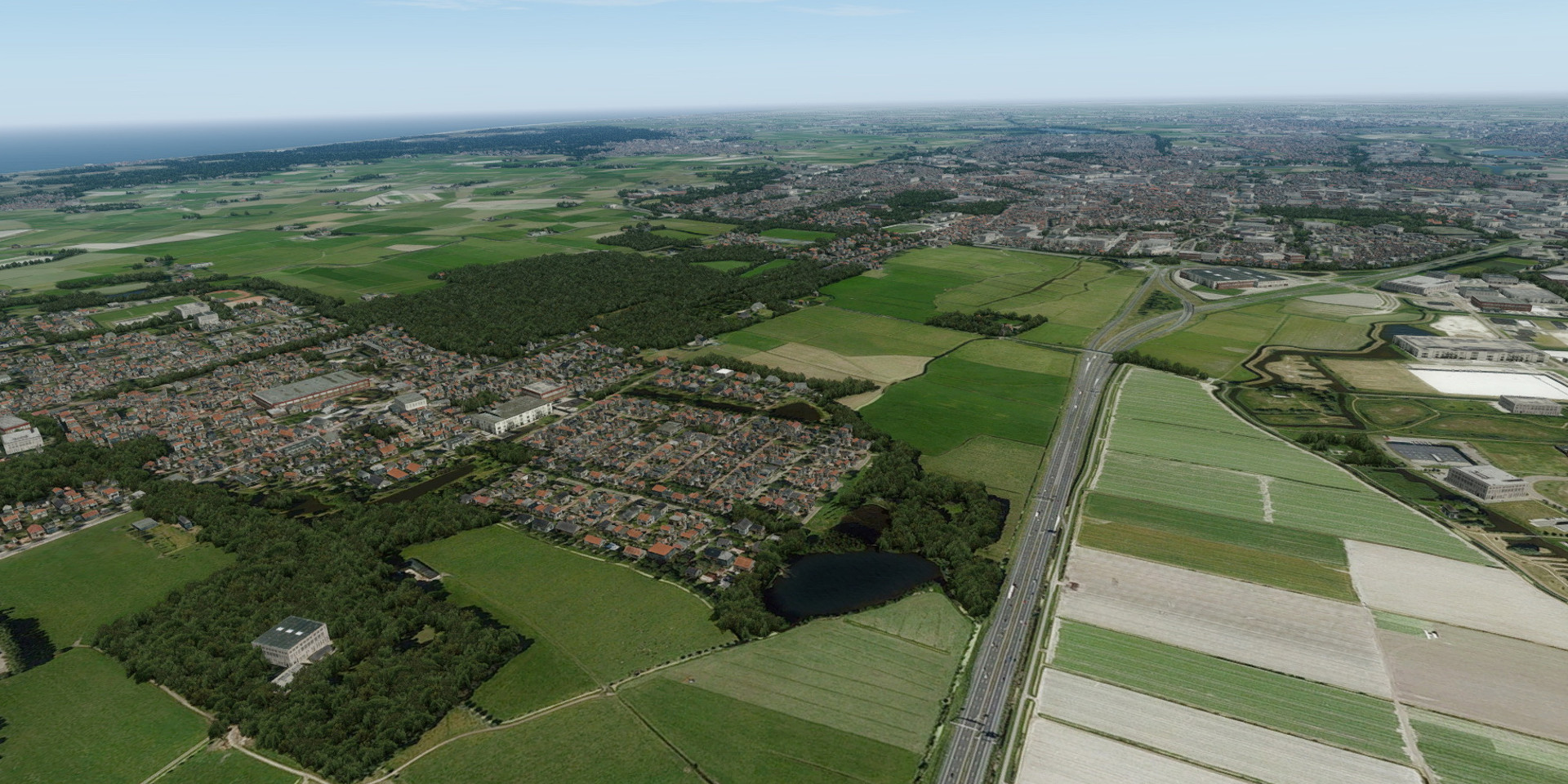 Orbx ftx EU Netherlands Photoreal Previews