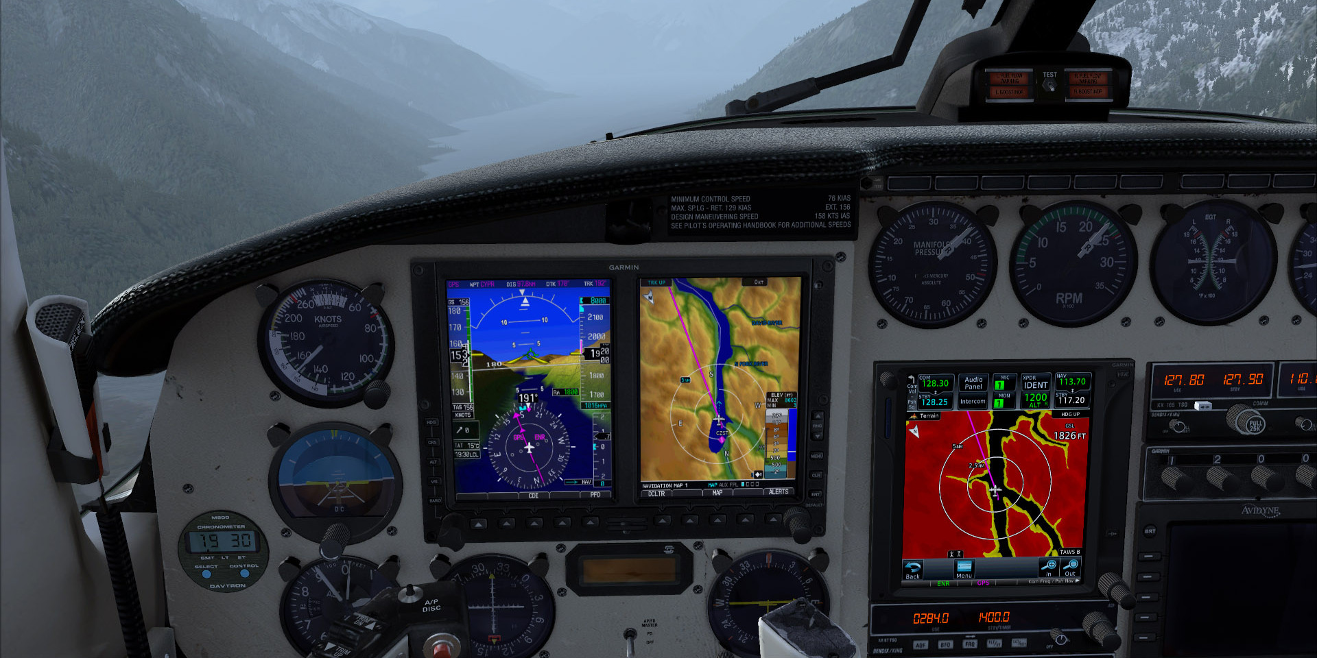 Flight1 Garmin G500 G600 Release
