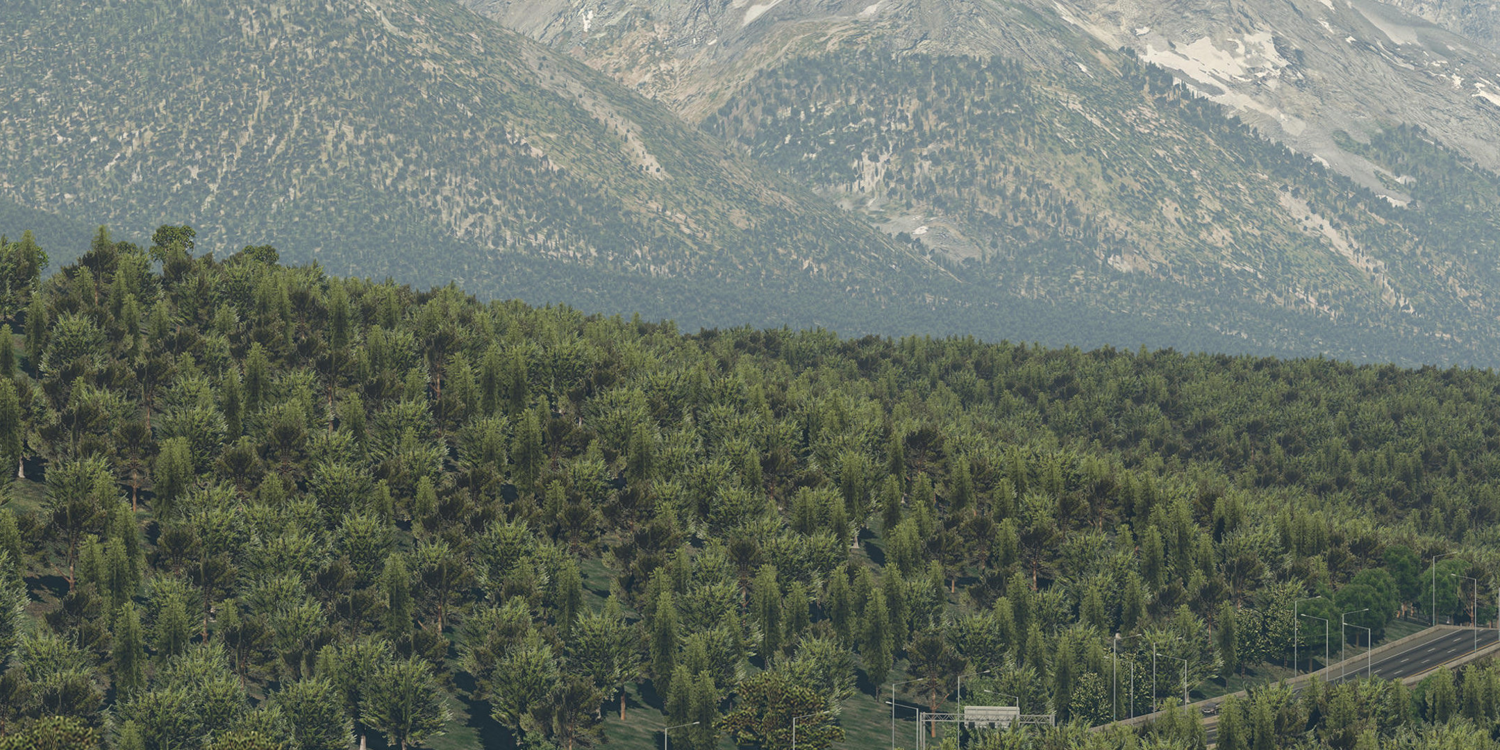 MisterX6 HD Forests X-Plane