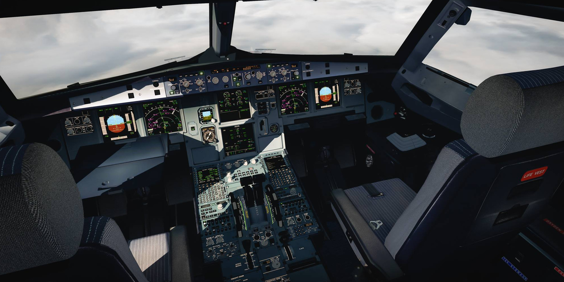Flight Sim Labs Malware Chrome Passwörter