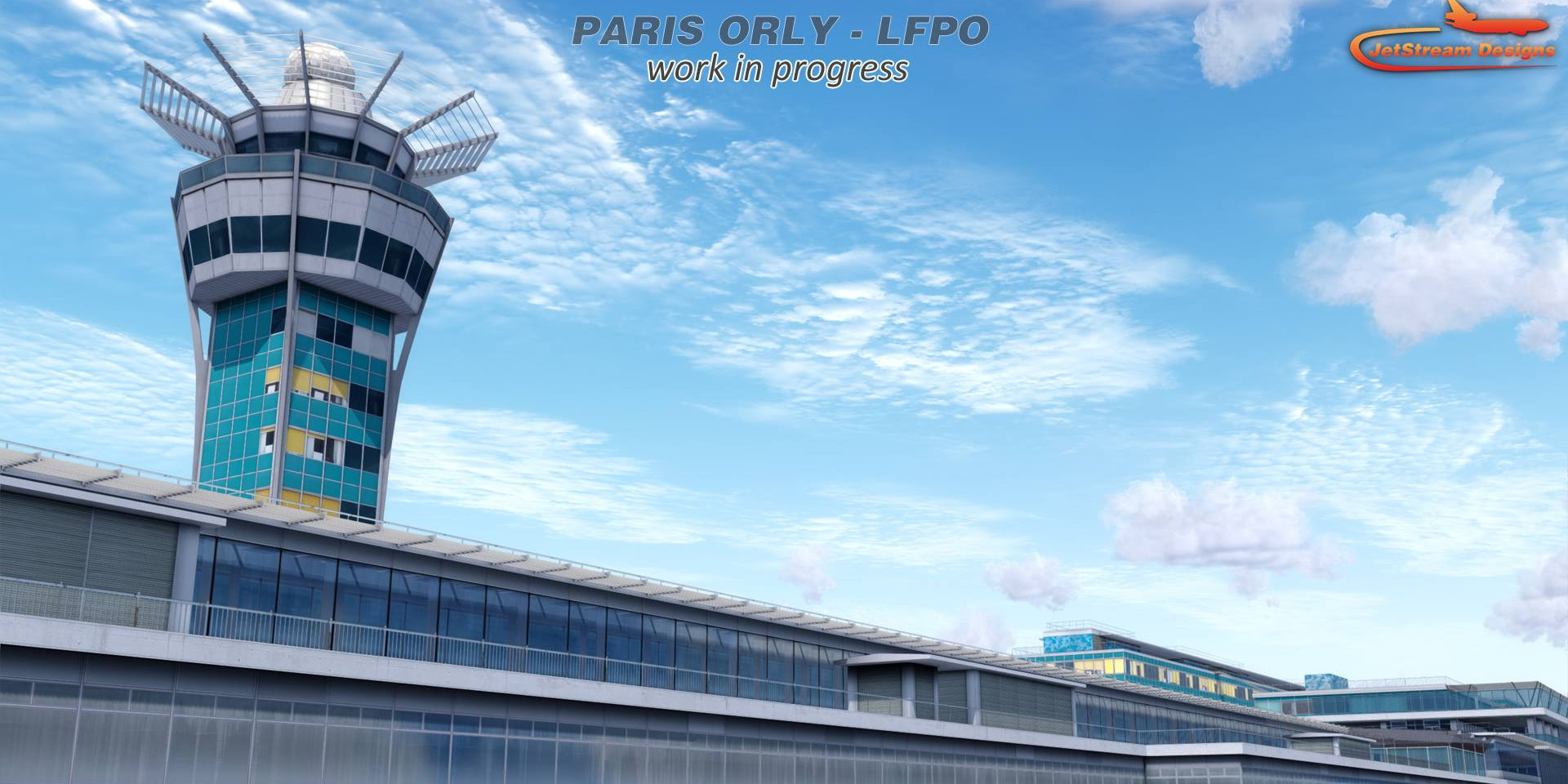 JetStream Designs Paris-Orly Preview