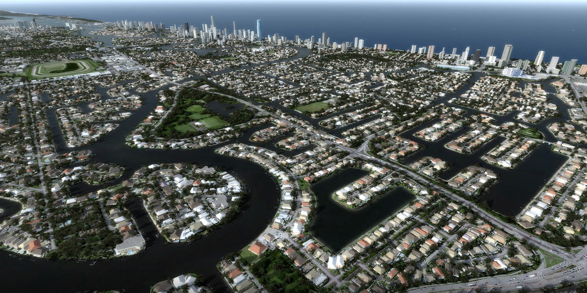 Orbx CityScene Gold Coast