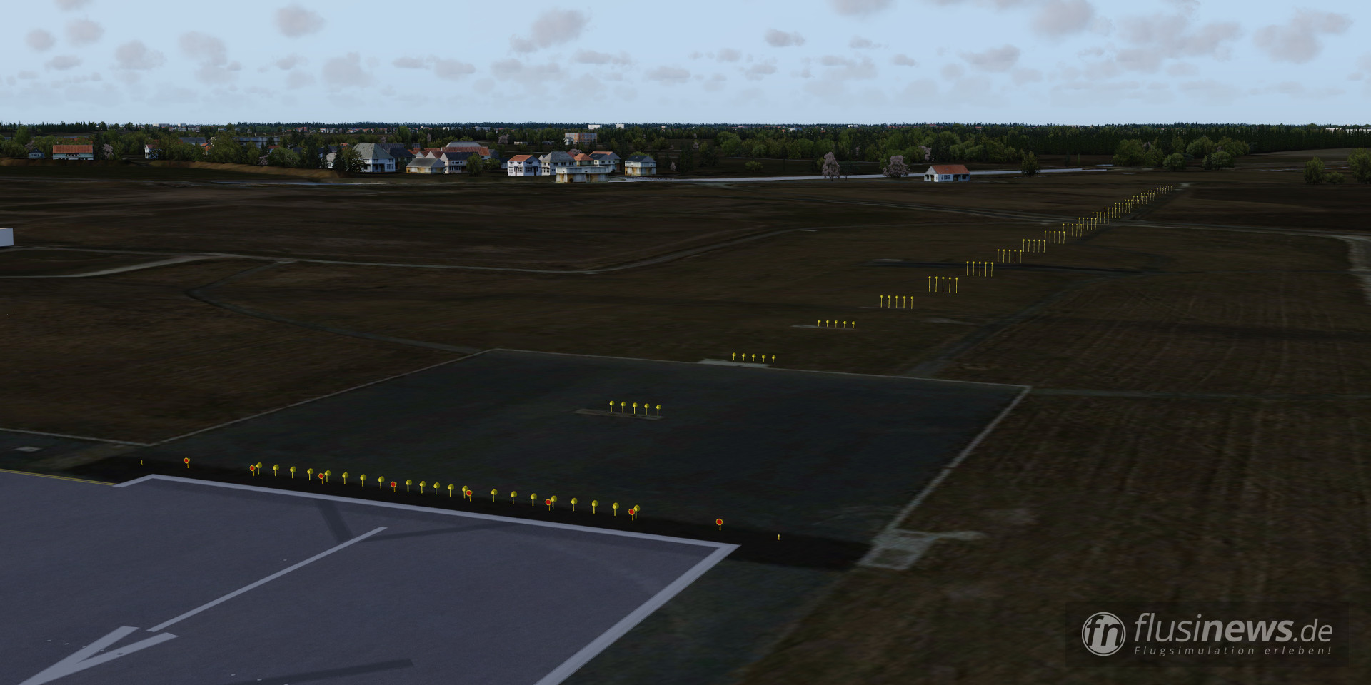 Aerosoft Mega Airport Berlin-Brandenburg professional fnDE Review 48