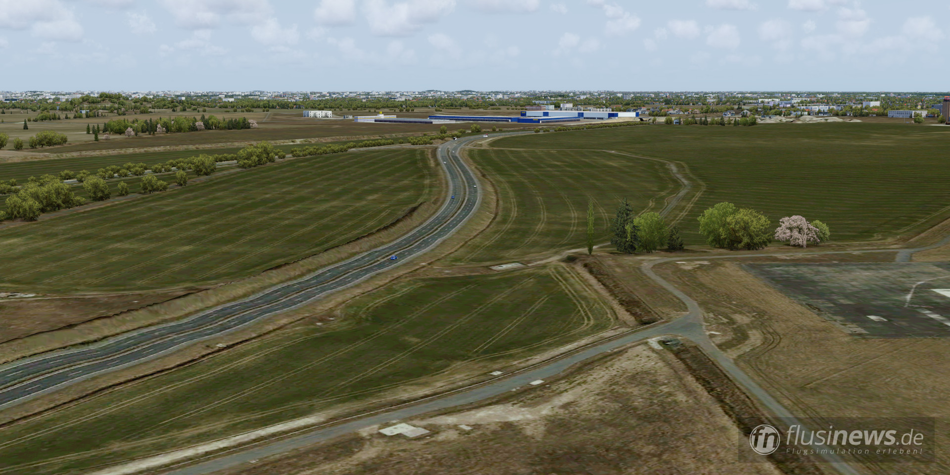 Aerosoft Mega Airport Berlin-Brandenburg professional fnDE Review 49