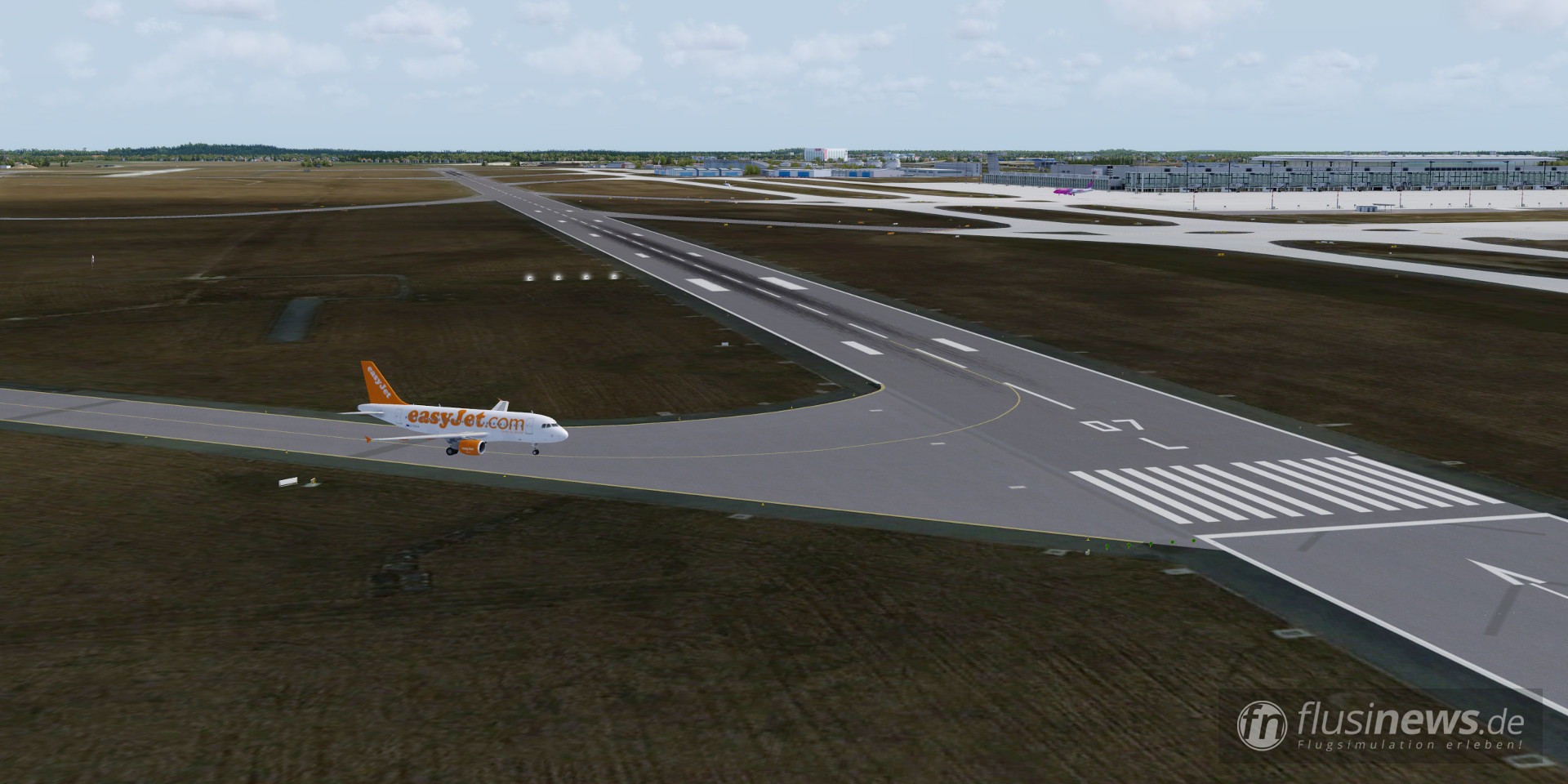 Aerosoft Mega Airport Berlin-Brandenburg professional fnDE Review 50