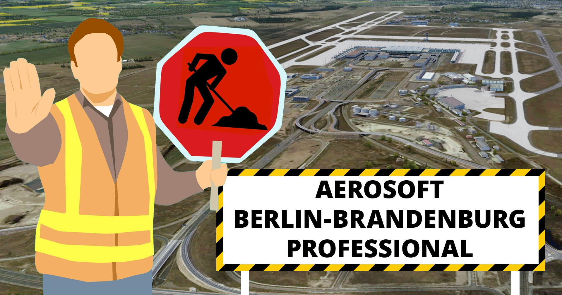 Review Aerosoft Berlin-Brandenburg Professional Titelbild