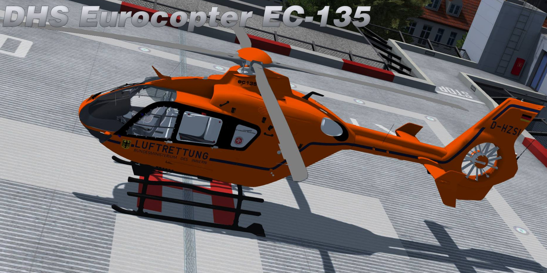 DHS Eurocopter EC 135 Preview June 2018