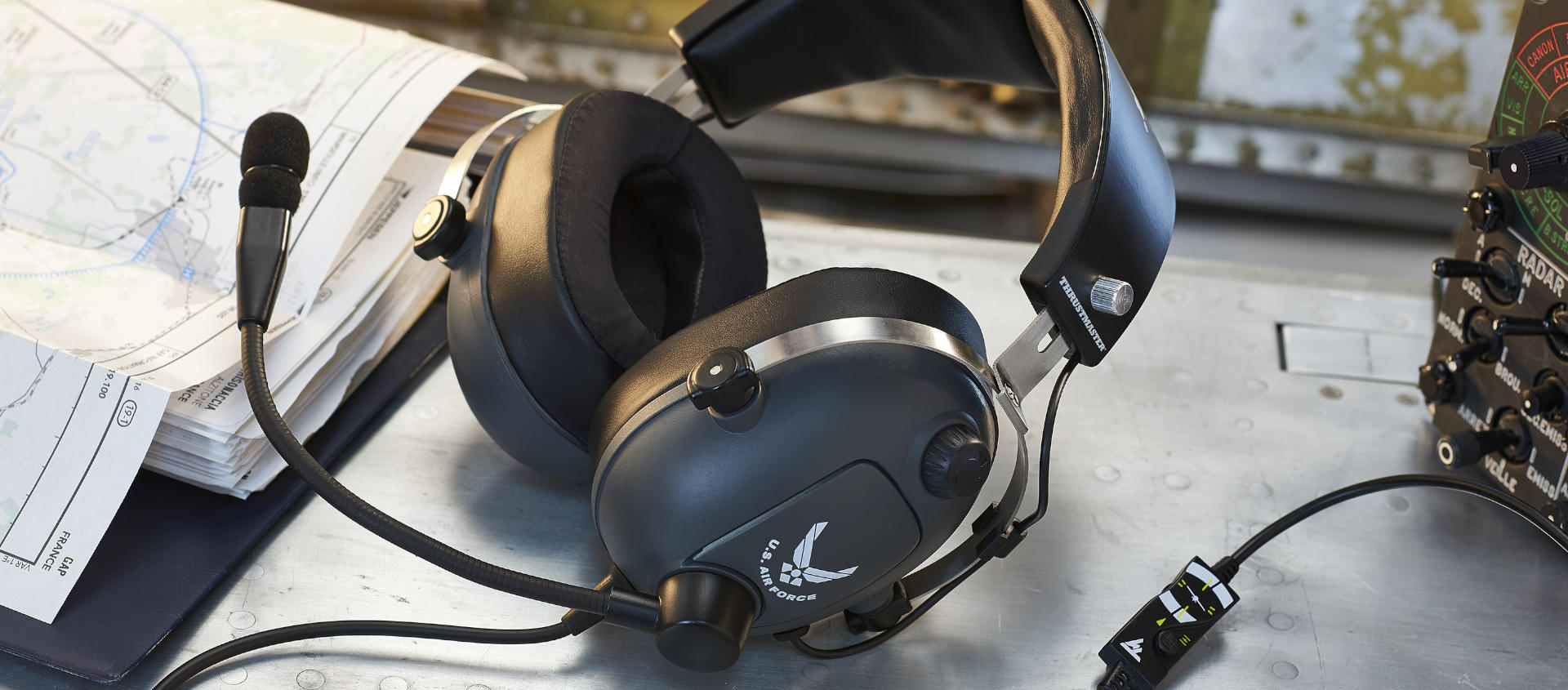 Aerosoft Thrustmaster T.Flight U.S. Air Force Headset
