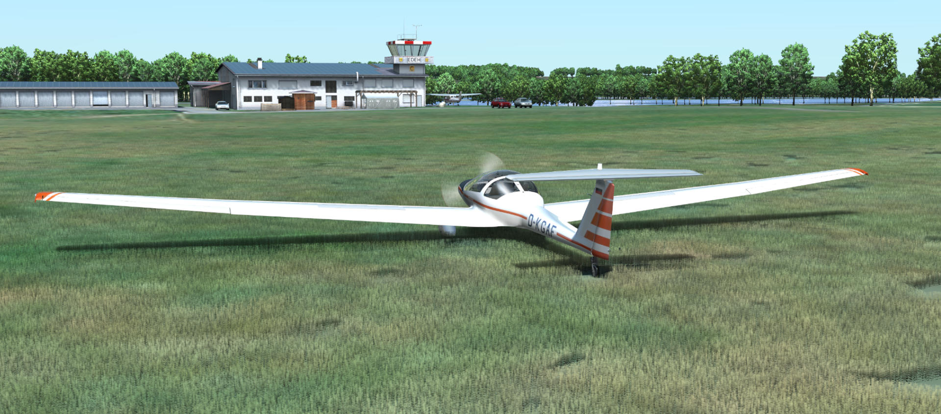 Aerosoft World of Aircraft Glider Simulator