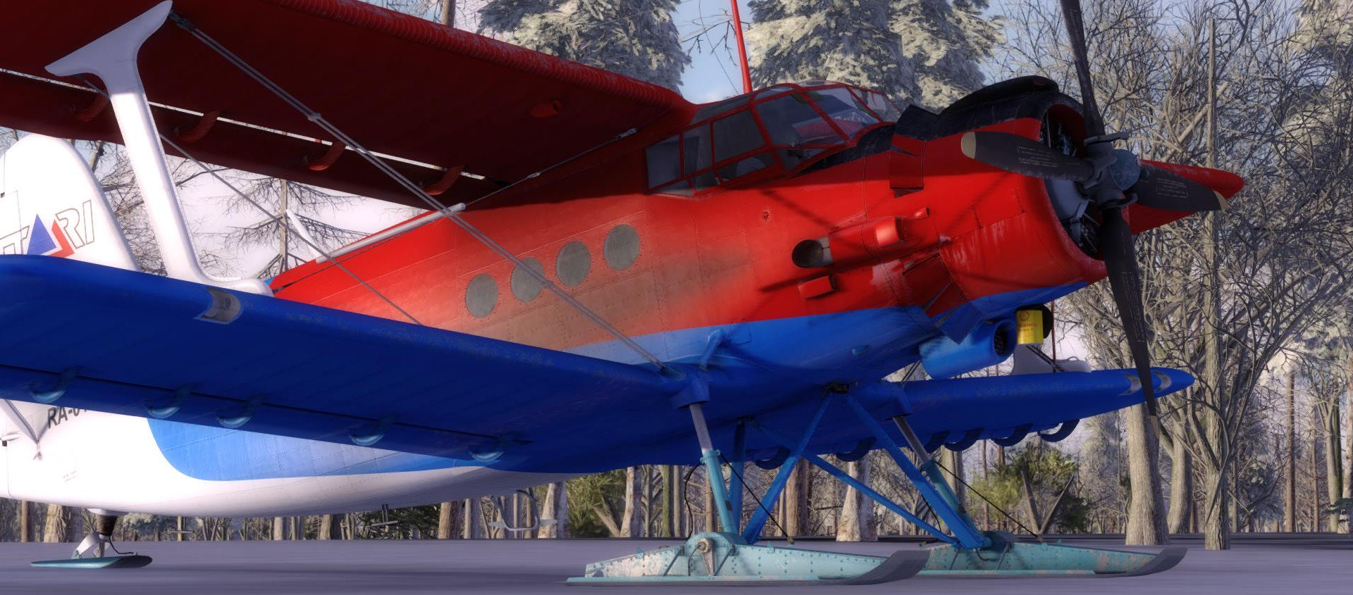 ATSimulations Antonov AN-2 Preview