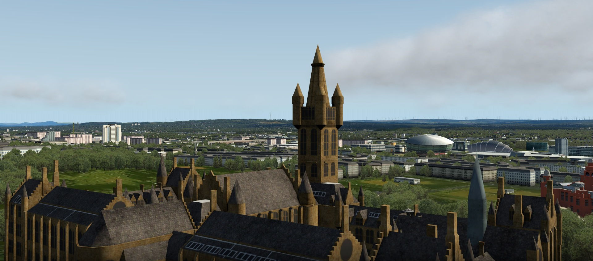 Orbx TrueEarth Great Britain North X-Plane 11 Release