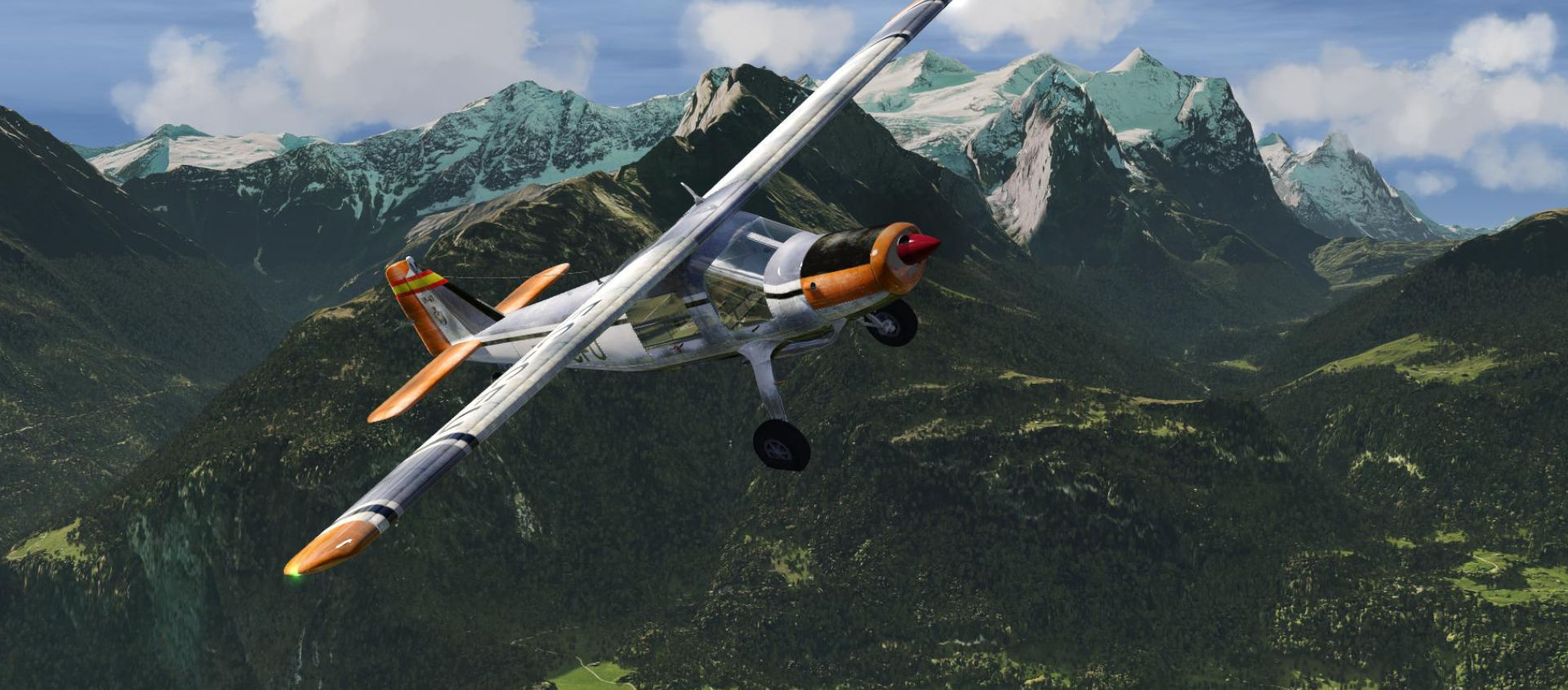 Aerofly FS 2 Dornier Do 27 Freeware