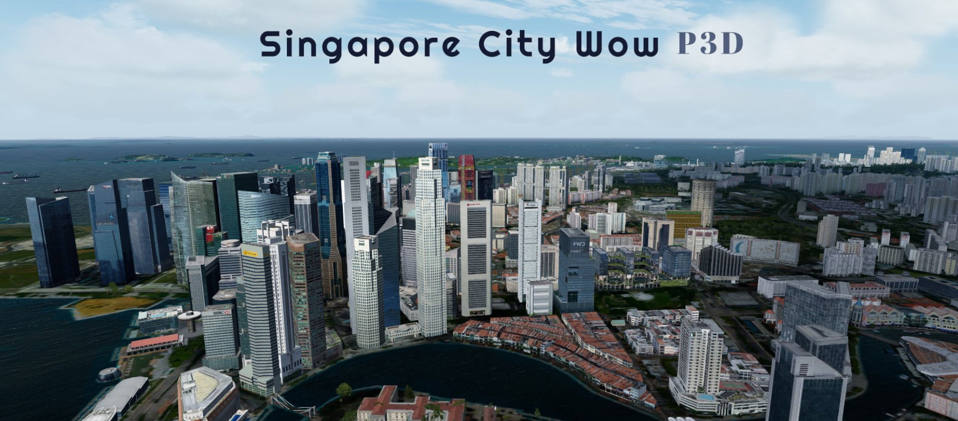 SamScene3D Singapore City Wow
