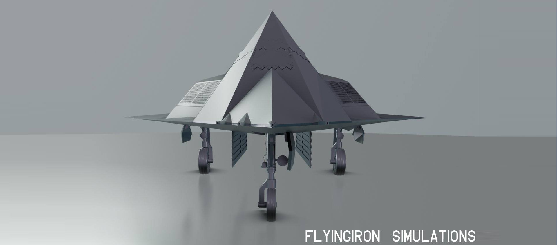 Unter dem Radar: FlyingIron baut F-117 Nighthawk! – flusinews.de
