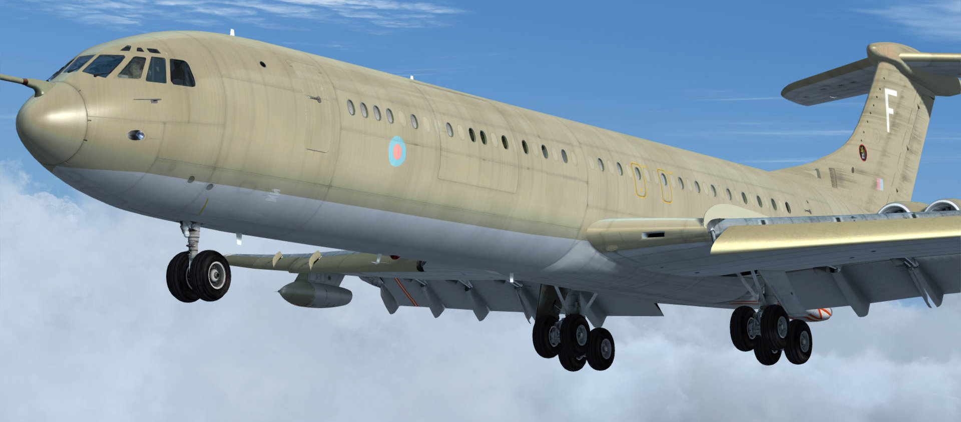 Just Flight VC10 Professional Release
