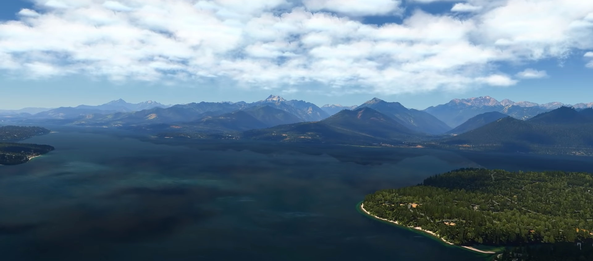 Orbx TrueEarth USA Washington X-Plane 11 Preview