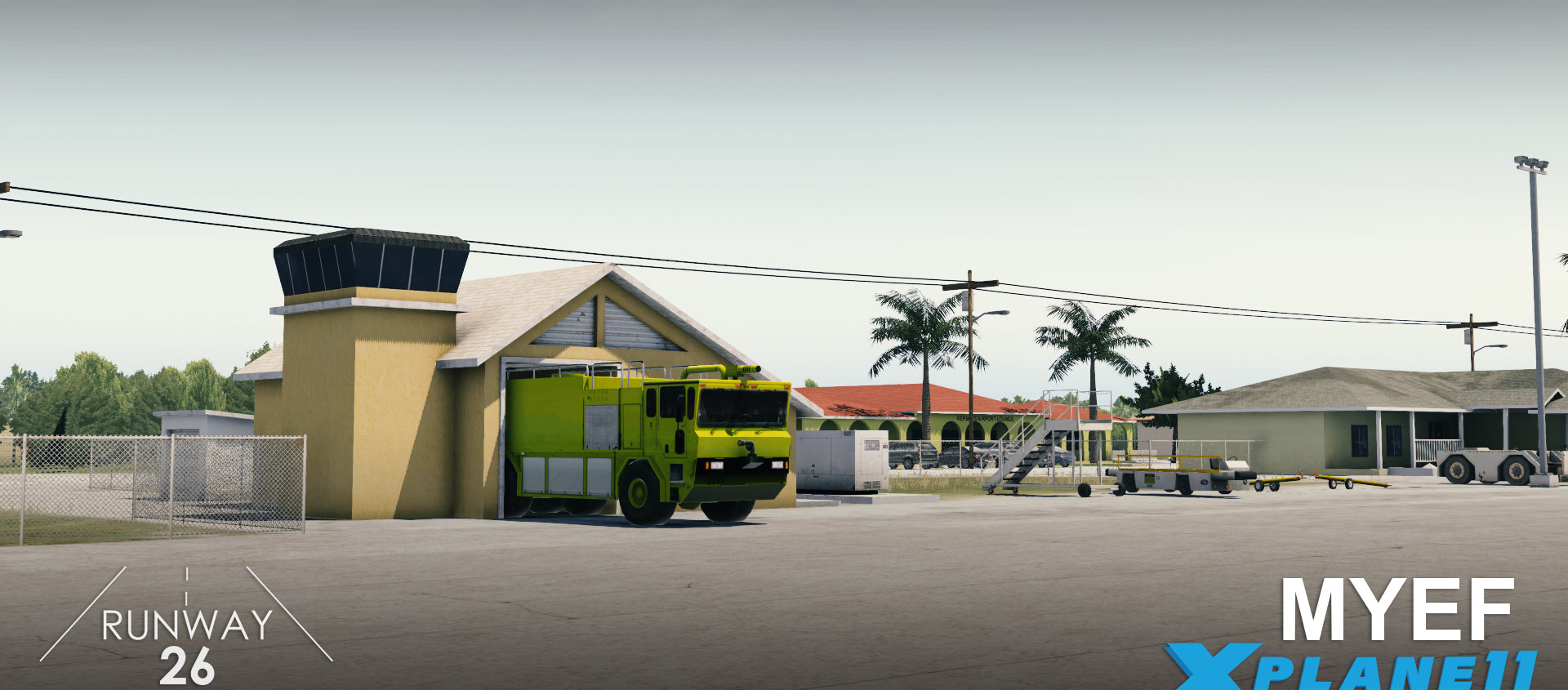 RWY26 Simulations Exuma International XP11 Release