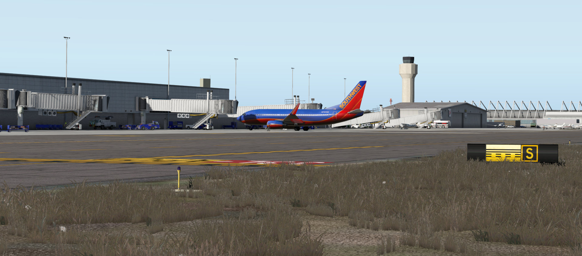 VerticalSimulations Long Island X-Plane 11 Release