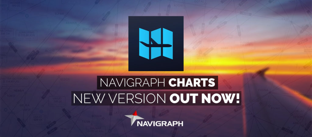 Navigraph Charts Release Mai 2019