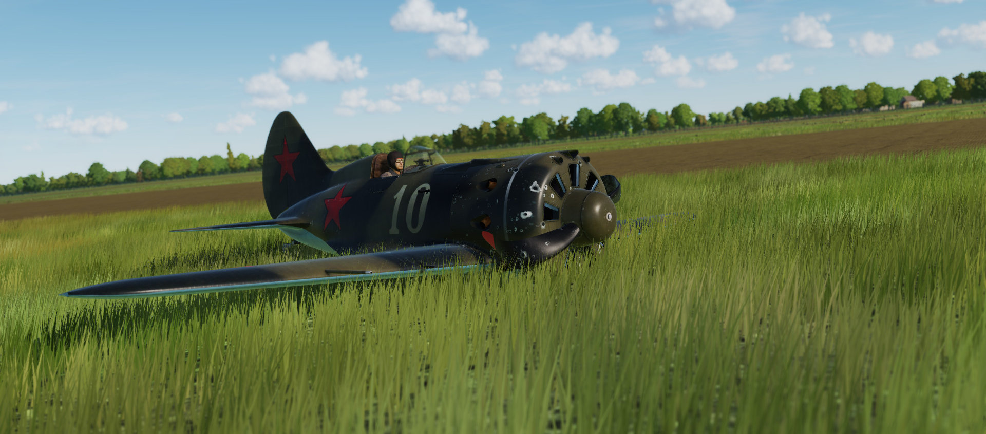 Polikarpov I-16 DCS World Release