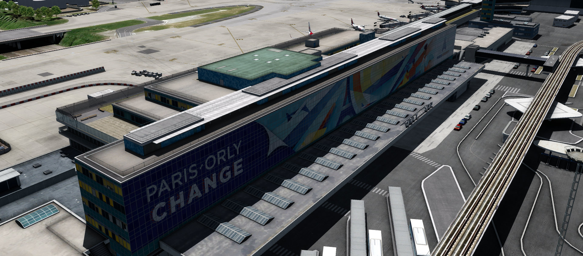 JetStream Designs – Flughafen Paris-Orly Review
