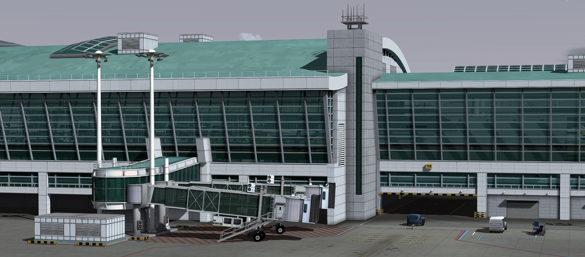 Pacific Islands Simulations Seoul Incheon Release P3D