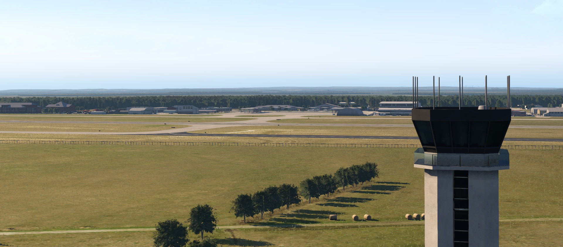 Montgomery Regional Airport by AeroDesigns and X-Codr