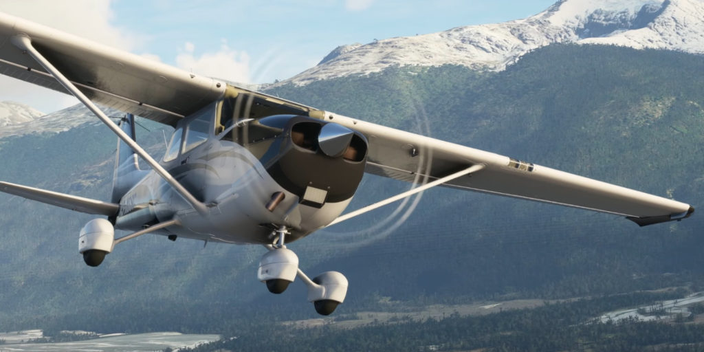 Microsoft Flight Simulator 2020 – Cessna 172